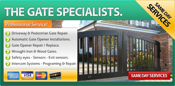 Gate Repair Sherman Oaks CA